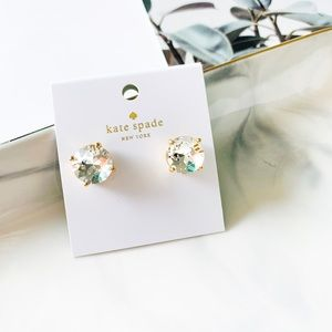 🌺🌺Kate Spade Crystal Stud Earrings